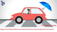 Have insured drive with Car insurance policy from Liberty Videocon? Get insured safety for your car online today. Renew your car policy online at https://www.libertyvideocon.com/products/motor-insurance/private-car-renewal or call us at toll free number: 1800-266-5844 for further query.