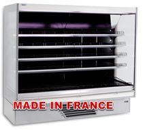 Bonnet ONWAVE2 HP-4EMmirB-187 High Performance Multi-deck Meat Case