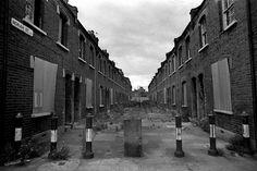 Norah Street, Bethnal Green - Tony Bock 1978