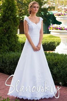 Vestido de Noiva Slanovskiy 16012