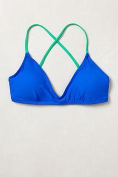 mix and match bikini. French Bikini, Summer Swimwear, Summer Suits, Cute Swimsuits, Summer Essentials, Beach Babe, Look Fashion, Bikini Tops, String Bikinis