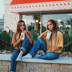 Tess and Sarah