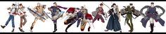Tags: Fanart, Axis Powers: Hetalia, Japan, France, Prussia, Russia, North Italy, United States, United Kingdom, Spain, Pixiv, South Italy, PNG Conversion, Fanart From Pixiv, Pixiv Id 1786068
