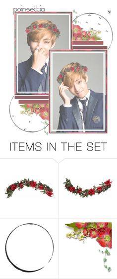 """""""Where Flowers Bloom, So Does Hope"""" by taeangel ❤ liked on Polyvore featuring art, kpop, bts, bangtan, KimTaehyung and tae"""