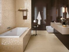 Have a Modern Home? These Bathroom Ideas are the perfect inspirations for you!