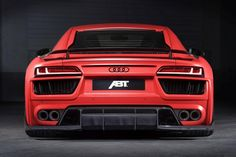 2017 ABT Audi R8 V10 – OFFICIAL