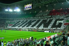 Juventus Stadium - Torino 2012