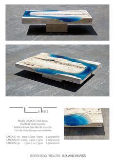 LA TABLE, Alexander Chapelin