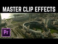 Global POWER of Master Clip Effect in Premiere Pro - YouTube