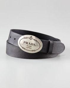 prada printedbuckle saffiano leather belt black Calças Da Marinha, Camisa  Formal E Gravata, Faixa 9157d01f5b
