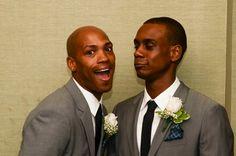 The happy newly weds! #gay #wedding #newyork