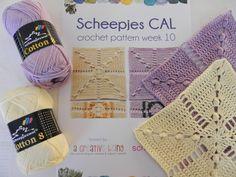 Week 10 Scheepjes CAL 2014 - ENGLISH