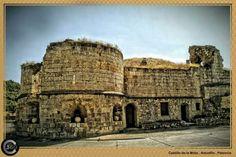Castillo de ls Mota.  Astudillo