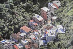 A Casa da Mãe Joana - continuação: Favelas dinuíram enquanto as comunidades cresceram...