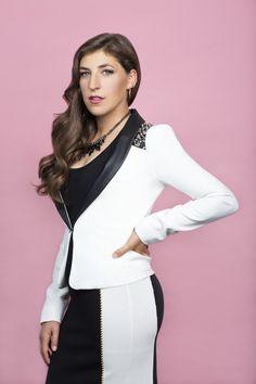 Mayim Bialik -- Cliche Magazine Interview