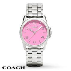 Coach Womens Watch Sydney 14501832 179.00 ... 2 options getting it