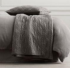 Quilts & Coverlets | Restoration Hardware