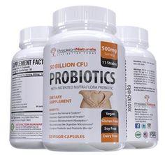 Precision Naturals 50 Billion CFU 11 Strains Probiotics review