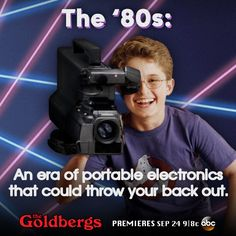 #FlashbackFriday #Adam #TheGoldbergs
