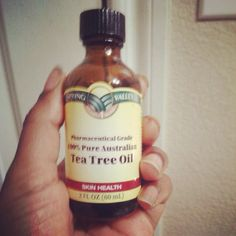 NATURAL! Just Put A drop In Your Hair Products! Good For Growth & It itche Scalp! Can Be Found WAL-MART!