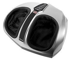 Look, what we've found. uComfy Shiatsu Foot Massager with heat. one of the best foot massager for plantar fasciitis