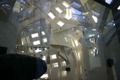 Lou Ruvo Center for Brain Health - Frank Gehry, 2009 (Las Vegas, USA)