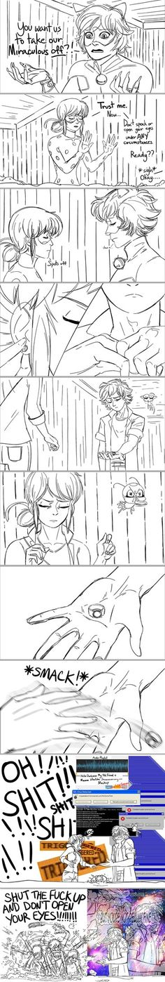 See more 'Miraculous Ladybug' images on Know Your Meme! Meraculous Ladybug, Ladybug Comics, Lady Bug, Cn Fanart, Ladybug Und Cat Noir, Complicated Love, Miraculous Ladybug Anime, Just Friends, Kids Shows