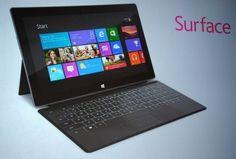 Microsoft Surface!