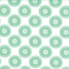 Posy Circles in Forget me Not by Aneela Hoey for Moda - Wrapped in Fabric
