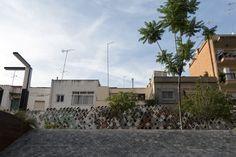 Pol Femenias Urena, Remoddeling work on la Riera de la Salut, Barcelona, - Tile of Spain Awards 2013