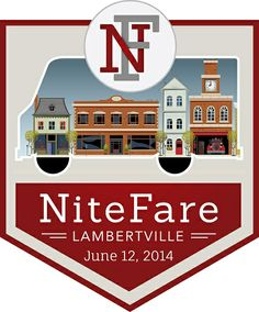 Lambertville Chamber of Commerce - NiteFare | Head out TONIGHT, June 12, 2014, for the first-ever Lambertville NiteFare which will feature food from restaurants and food trucks, as well as craft beer. #food #festival #newjersey #boomerangdining