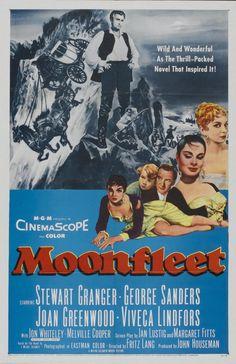Los contrabandistas de Moonfleet (1955)