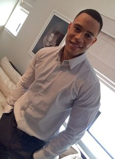 My favorite of the Empire cast Trai Byers
