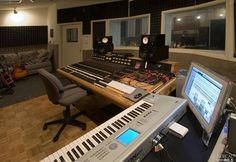 celebrity home music studios - Google Search