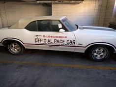 Saw the 1970 Indianapolis 500 Pace Car!