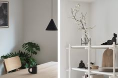 A feature of Hannah Trickett. Her calming minimalist home in Copenhagen. Tips on designing for wellbeing, mental and physical health. Choosing honest Scandinavian design with integrity. Furniture, Design Store, Interior, Home, Ferm Living, Scandinavian Design, Interior Stylist, Minimalist Home, Norm Architects