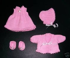 Baby doll clothes.