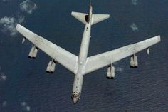 Boeing B-52's first flight took place in Seattle on April 15, 1952.