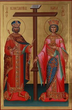 Byzantine Icons, Byzantine Art, Paint Icon, Christian Pictures, Religious Icons, Orthodox Icons, Emperor, Saints, Contemporary
