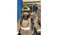 My babe Mathew Horwood at the Fire Fighters Stair Climb For Leukemia and Blood Cancer.