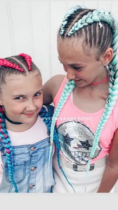 Unique Braided Hairstyles, Smart Hairstyles, Black Kids Hairstyles, Box Braids Hairstyles, Little Girl Hairstyles, Gorgeous Hair Color, Cool Hair Color, Rave Hair, Wow Hair Products