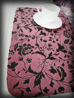 Mantel individual realizado con tejido Qatar. 100% Impermeable y antimancha - Table mat mede with Qatar fabric. 100% Waterproof and stain-resistant. -- by Línea Hogar Deco