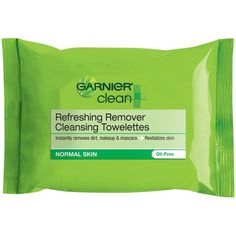 Amazon.com: Garnier Skincare Cleanser The Refreshing Remover Cleansing... (5.44 AUD) ❤ liked on Polyvore featuring beauty products, skincare, face care, face cleansers, beauty, makeup, fillers, cosmetics and accessories