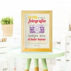 La vida es como la fotografía... - MARQUITOS — MARQUITOS