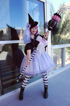 how to make witch lolita septor Pastel Goth Fashion, Gothic Lolita Fashion, Kawaii Fashion, Mode Alternative, Alternative Fashion, Grunge Goth, Visual Kei, Estilo Lolita, Kawaii Halloween