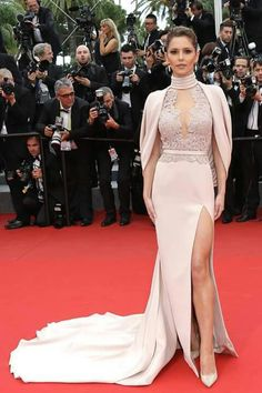 Cheryl Fernandez in Ralph & Russo couture