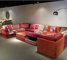 """Résultat de recherche d'images pour """"sofa roche bobois mah jong"""""""