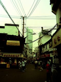 Shanghai Street | Flickr - Photo Sharing! Shanghai, Street View, Explore, Places, Photos, Pictures, Lugares, Exploring