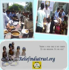 Relief India Trust - Social welfare Organization  Relief India Trust works with clear set goals and objectives which are formulated and well-structured in order to benefit the society in general.  http://reliefindiatrust.co.in/