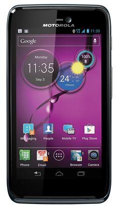 Motorola ATRIX HD LTE Black